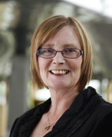 The Rt. Hon. Tricia Marwick, MSP, Presiding Officer of the Scottish ...